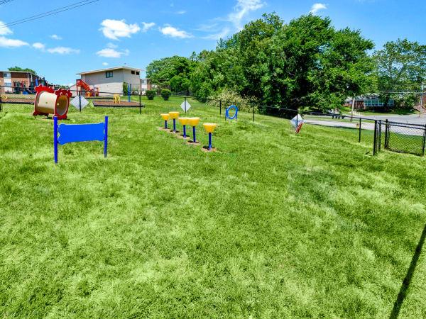 Glen Ridge Apartment Homes offers a dog park in Glen Burnie, Maryland
