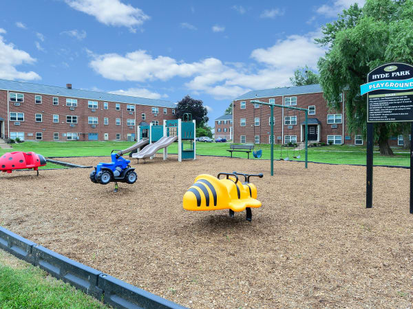 Our Apartments in Bellmawr, New Jersey offer a Playground