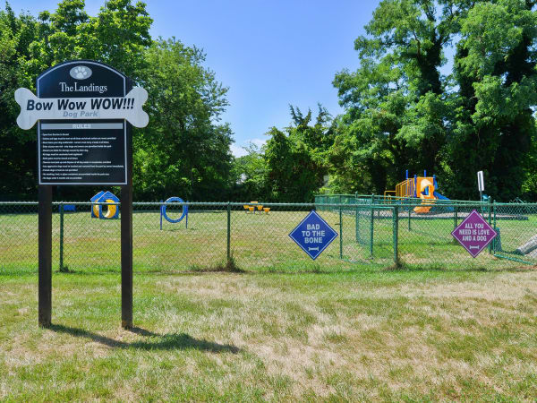 Our Apartments in Absecon, New Jersey offer a Dog Park