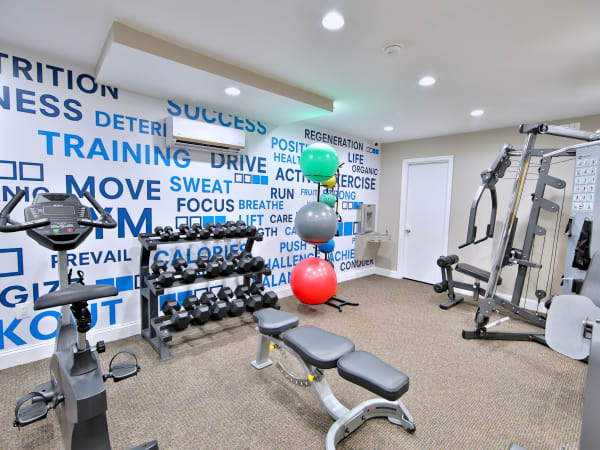 Our Apartments in Glen Burnie, Maryland offer a Fitness Center