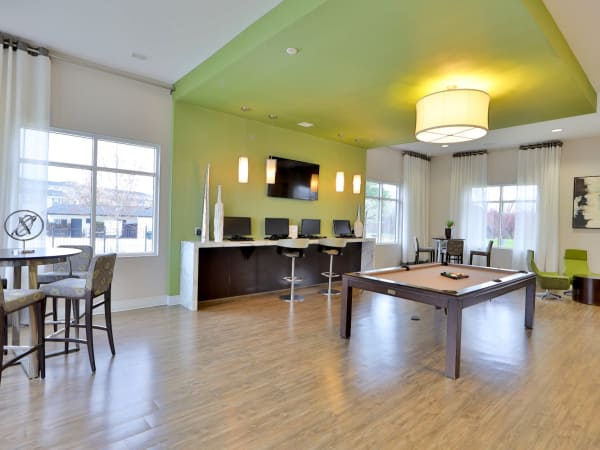 Clubhouse at The Townhomes at Diamond Ridge in Baltimore, MD