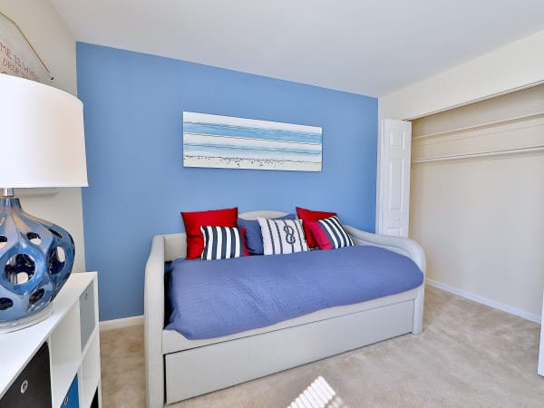 Spare Bedroom at Apartments in Glen Burnie, Maryland