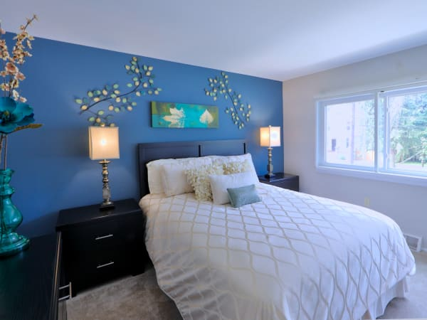 Beautiful Bedroom at Gwynnbrook Townhomes in Baltimore, MD