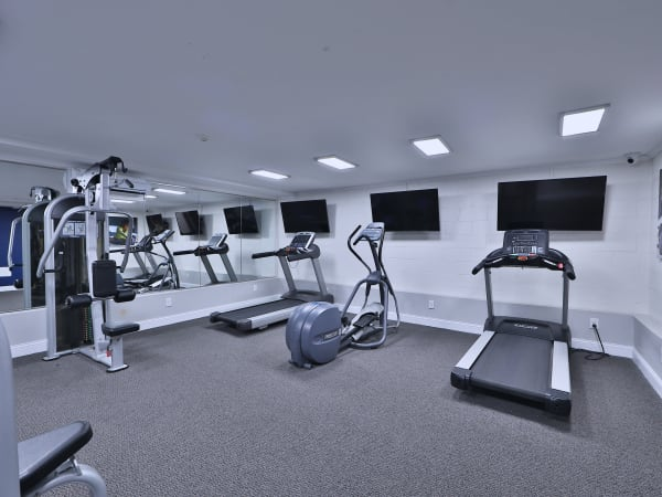 Our Apartments in Baltimore, Maryland offer a Fitness Center