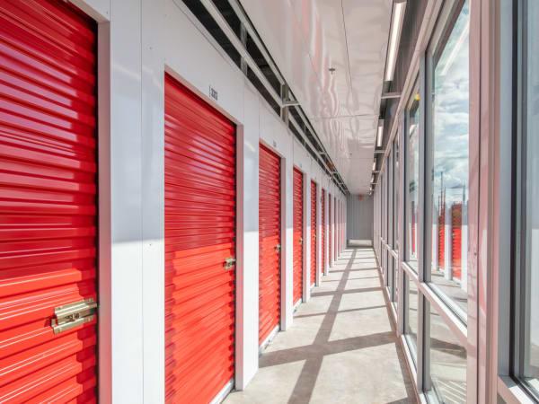 Indoor units at StorQuest Self Storage in Santa Maria, California