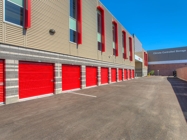 Self storage available at StorQuest Self Storage in Clearwater, Florida
