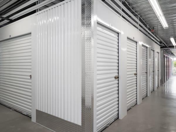 Storage units of StorQuest Self Storage in Lake Stevens, Washington