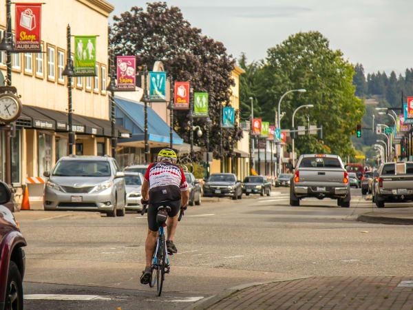 View the neighborhood near The Verge in Auburn, Washington