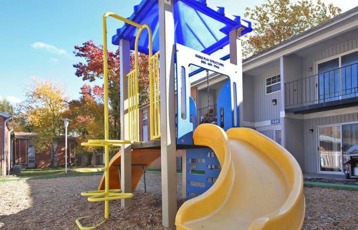 Playground at The Residences at Forest Grove in Newport News, Virginia