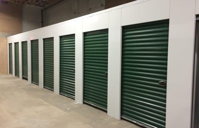 Safe Storage features interior storage units in Parsonsfield, Maine