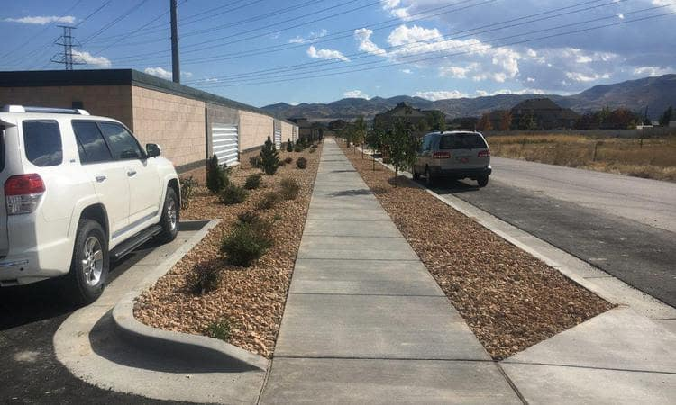 Outside our new location at Towne Storage in Riverton, UT