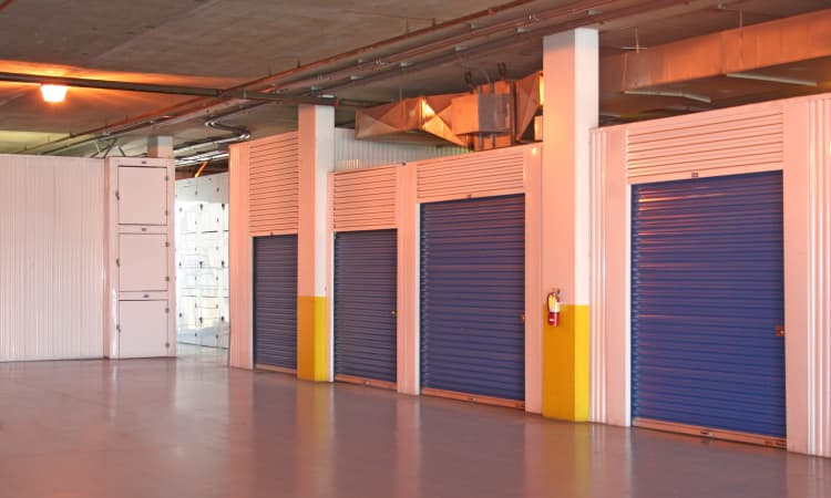 Drive-up access for some units provides the ultimate convenience at Hawai'i Self Storage