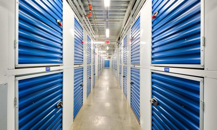 Small storage lockers at Hawai'i Self Storage in Kapolei