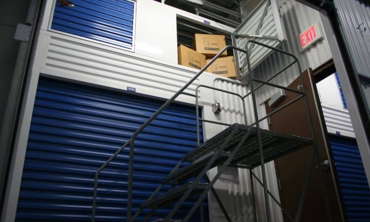 Plenty of storage options for you at Hawai'i Self Storage in Mililani, from small lockers on up to very large units