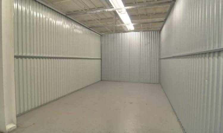 Storage unit at Atlantic Self Storage