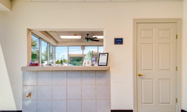 Storage Inns of America office in Moraine, Ohio