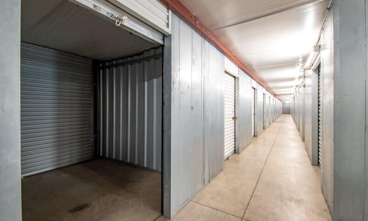 Indoor units at Storage Inns of America in Dayton, Ohio