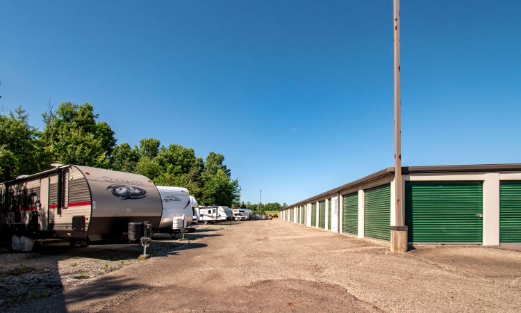 Storage Inns of America offers RV and car storage in Troy, Ohio