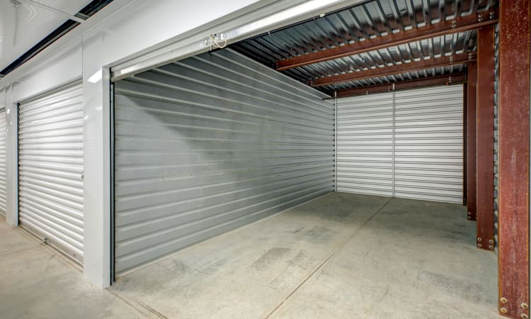 Large size unit at Chelmsford Storage Solutions