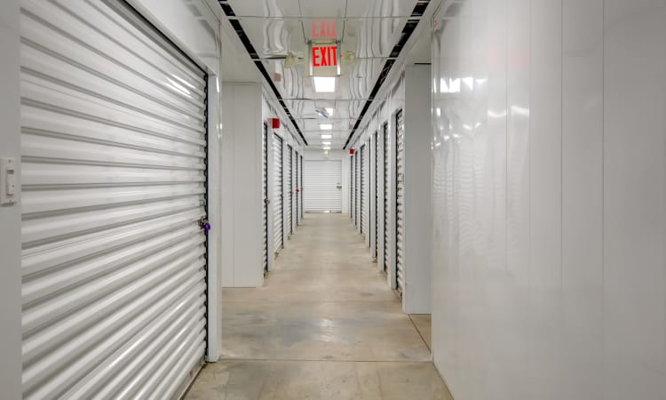 Units for rent at Chelmsford Storage Solutions