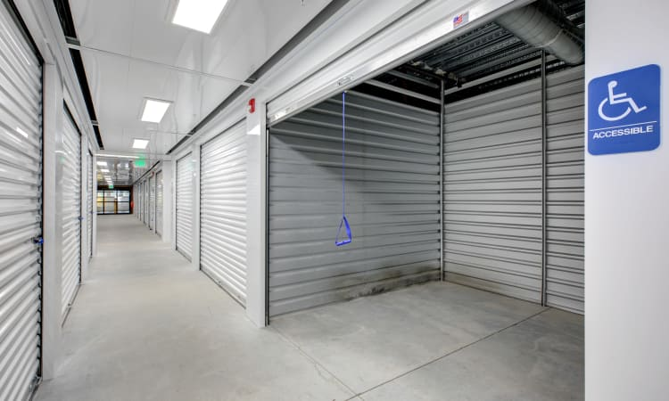 Large rental units available at Kittery Storage Solutions in Kittery, Maine