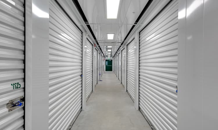 Climate-Controlled Storage at Storage Solutions of Plainville in Plainville, Massachusetts