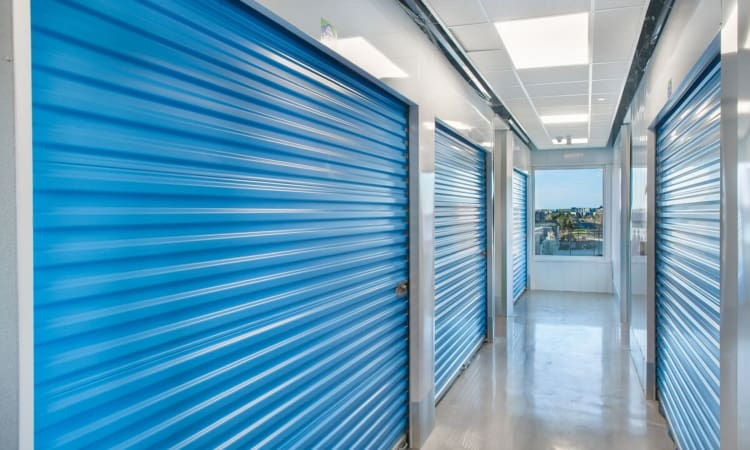 Spacious units available at BlueMountain Self Storage and Wine Lockers