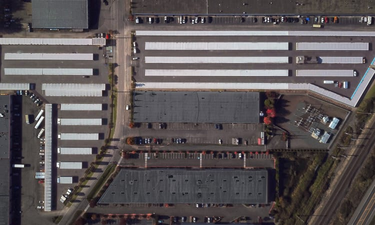 Glacier West Self Storage storage units in Monroe, Washington