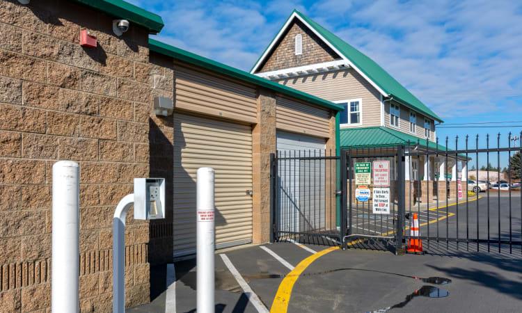 Vashon, Washington storage facility storage units at Island Security Self Storage
