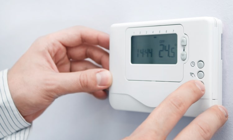 Temperature control at Cliffdale Safe Storage in Fayetteville, North Carolina