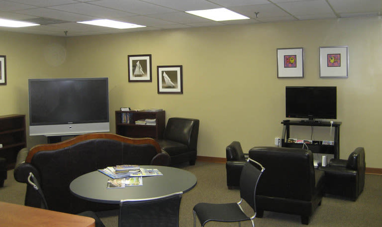 Office at Aquamarina Hi-Lift in Aventura, Florida