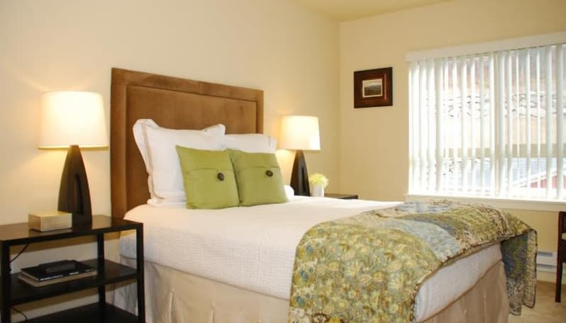 Affinity at Coeur d'Alene bedroom