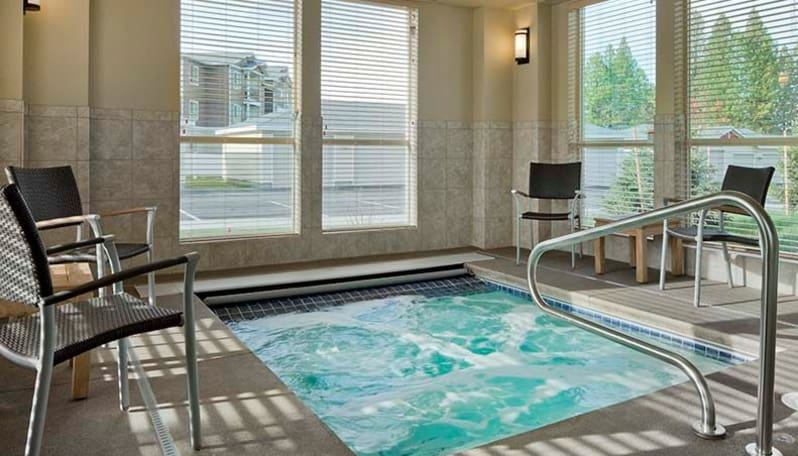Spa at Affinity at Coeur d'Alene