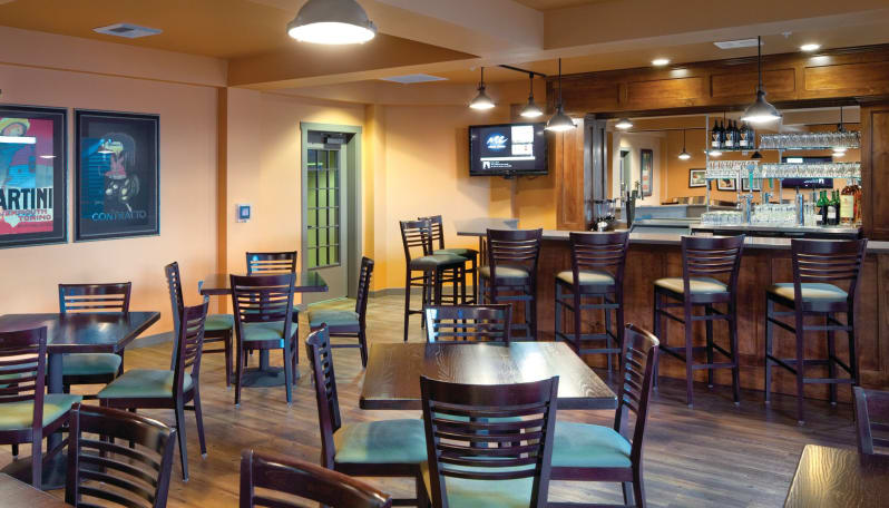 Dilly Dally's Pub at Affinity at Coeur d'Alene