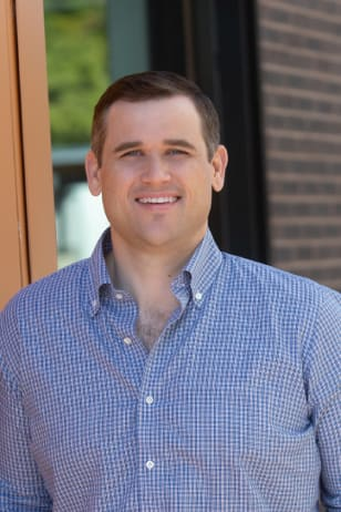Grant Eidson, CIO/General Counsel at Red Dot Storage in Boulder, Colorado