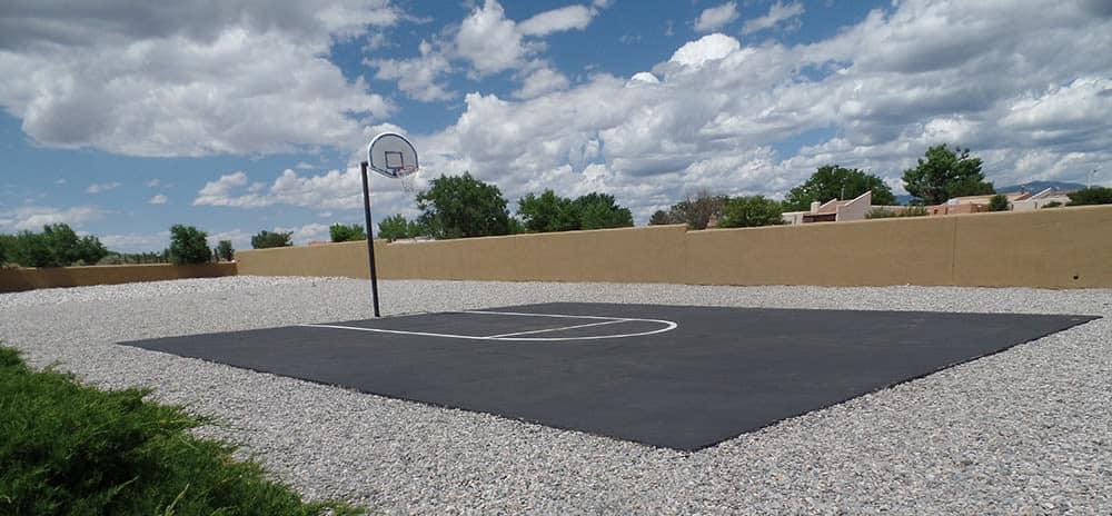 Vista Alegre sports court in Santa Fe, NM