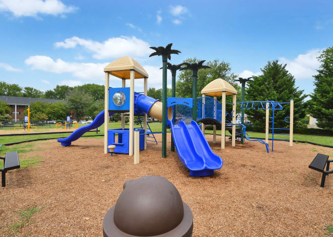 Playground at Woodcrest Apartment Homes