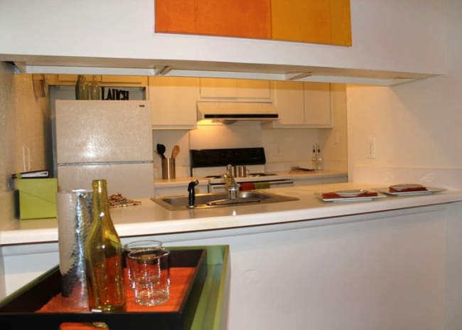 Kitchen at The Residences at Stonebrook in Nashville, Tennessee