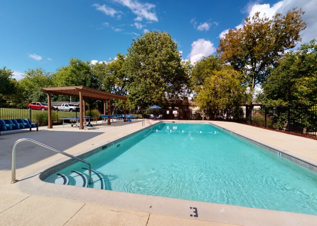 Pool at The Residences at Stonebrook in Nashville, Tennessee
