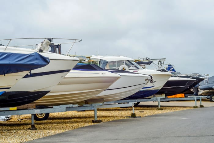 Boat storage available at Advantage Boat and RV in Surprise, Arizona