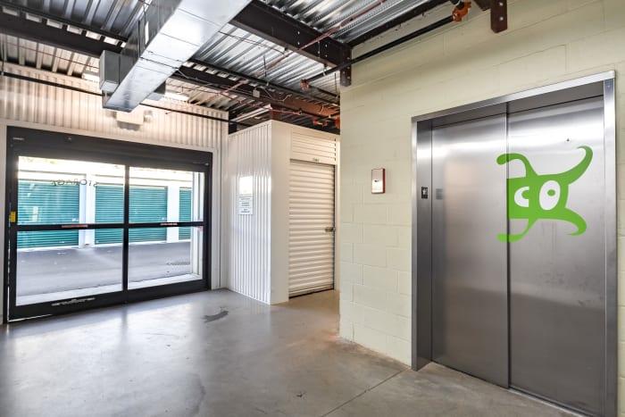 Indoor units at Space Shop Self Storage in Riverdale, Georgia