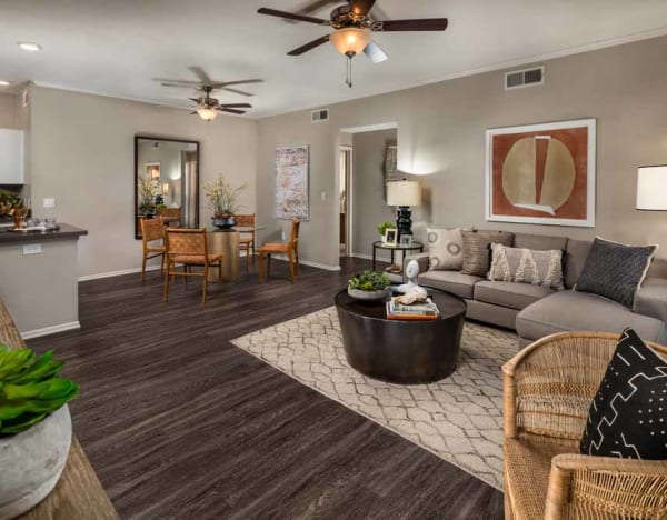Furnished apartments available at Colonnade at Sycamore Highlands in Riverside, California