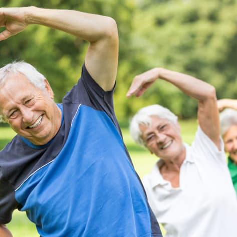 Health and wellness activities at Waterford Grand