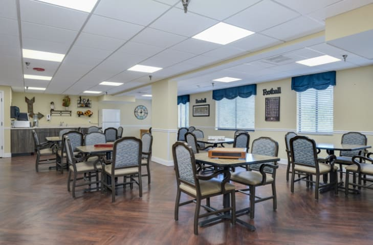 Common Area at Grand Villa of New Port Richey in New Port Richey, Florida