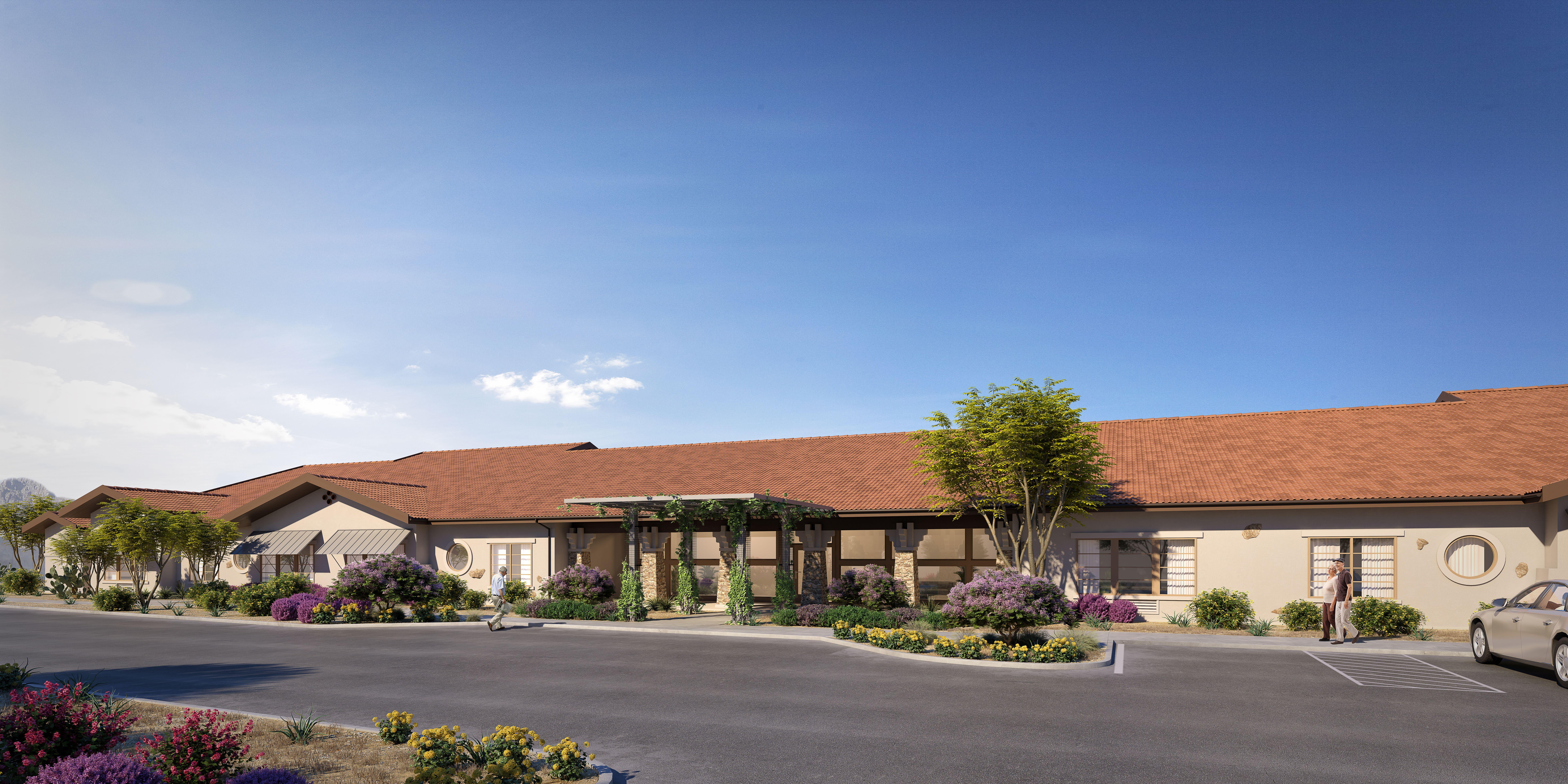 Senior living at Shadow Mountain Memory Care in Phoenix, Arizona