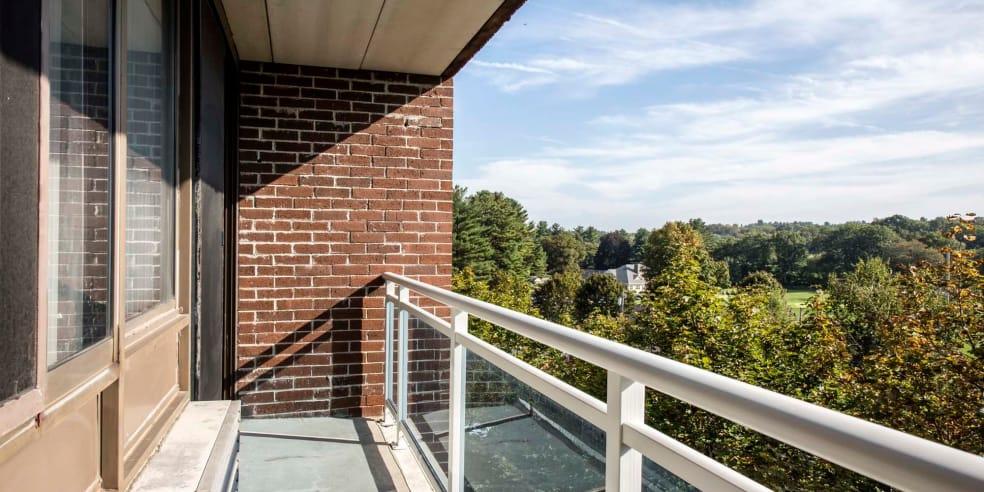 Balcony at Jefferson Hills Apartments