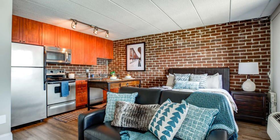 Come see our amenities  today! Aliro Apartments, Miami, Florida