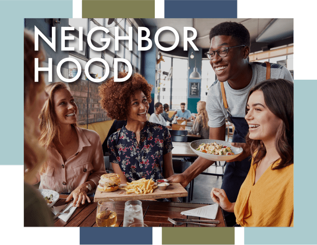 Learn more about the neighborhood at Cabana Club and Galleria Club in Jacksonville, Florida