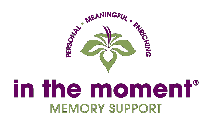 In the moment memory support icon