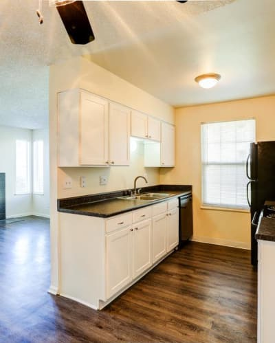 Deerfield Apartments offers a variety of luxurious floor plans